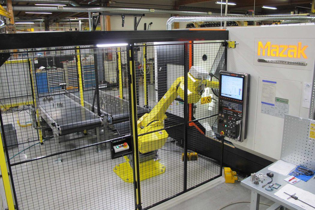 Tehostamme tuotantoa Mazak Hyper Quadrex 200MSY -sorvisolulla